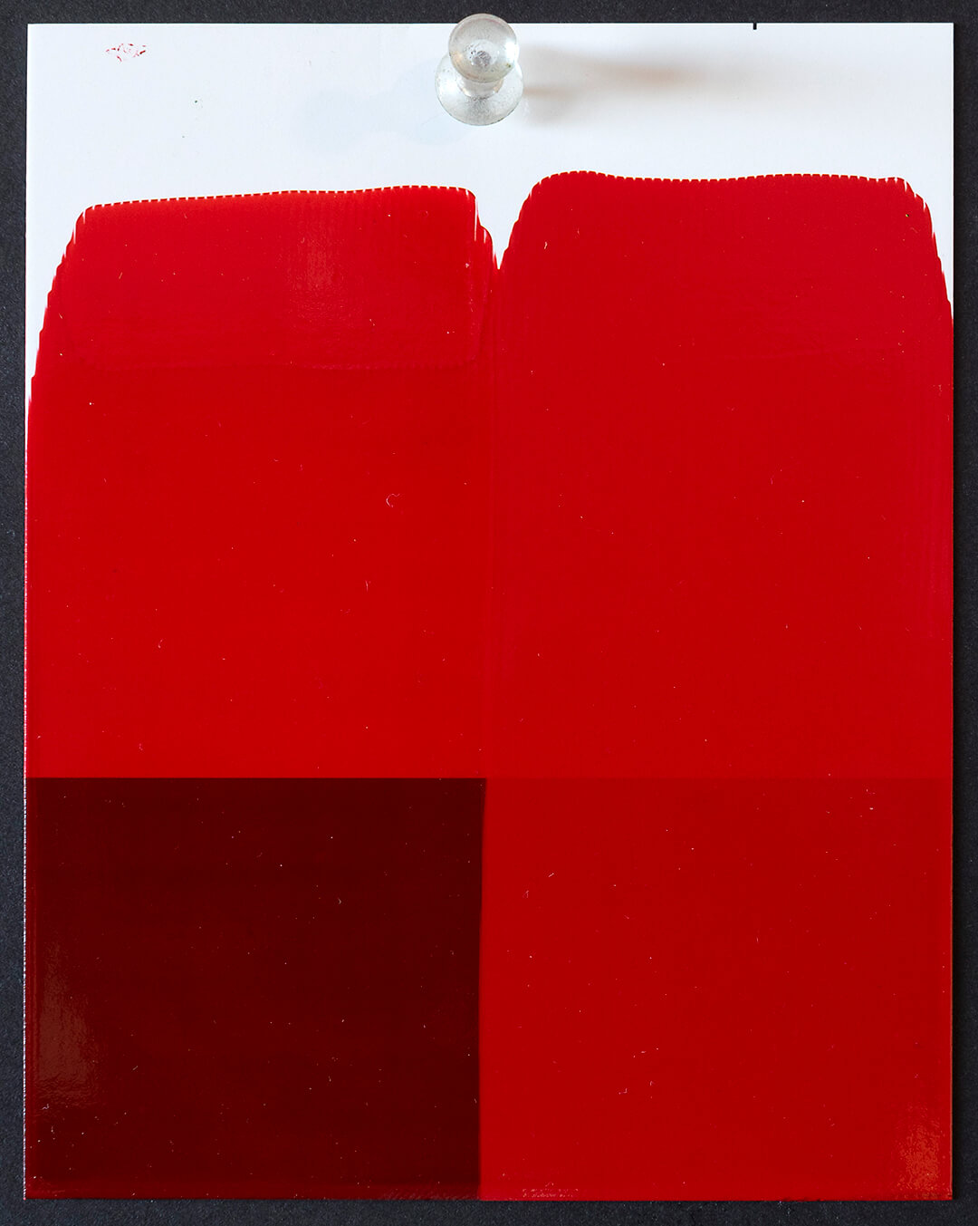 red drawdown colour swatch